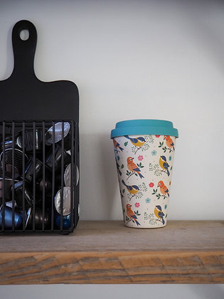 Travel Cup - Birds