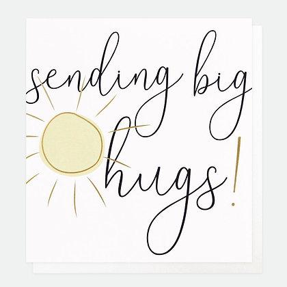 Card - Sending Big Hugs