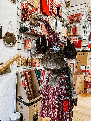 Medium Extendable Mrs Reindeer