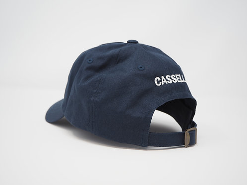 Cassell dad cap navy