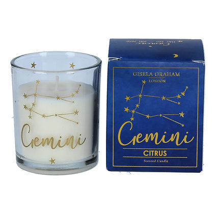 Star Sign Votive Candle - Gemini
