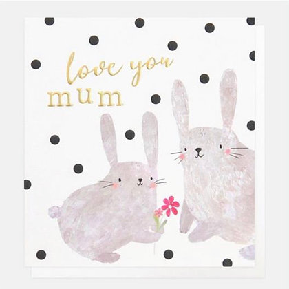 Card - Love You Mum