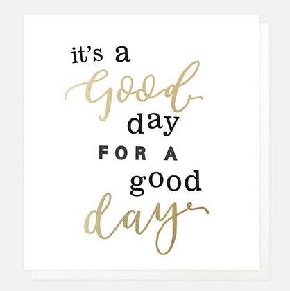 Card - Good Day
