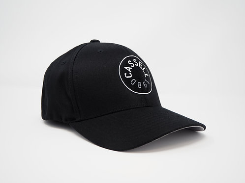 Cassell flex fit cap black