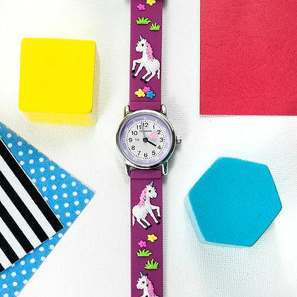 Personalised Unicorn Watch