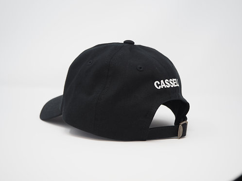 Cassell dad cap black