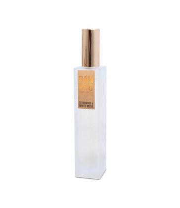 Cedarwood & White Musk - Bamboo Fragrance Spray