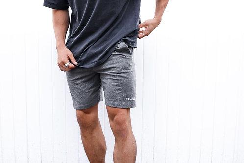 Cassell Jersey Short grey