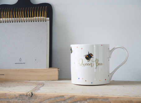 TEA, TEA & MORE TEA!