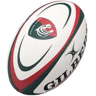 LEICESTER TIGERS GILBERT SUPPORTERS BALL