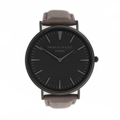 Mr Beaumont Men's Black/Ash Watch