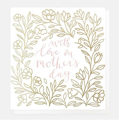 Card - With Love On Mother's Day