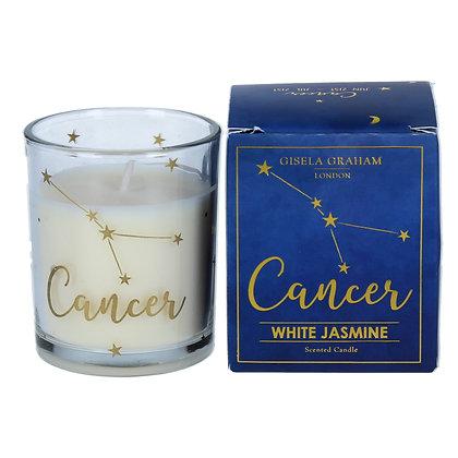 Star Sign Votive Candle - Cancer