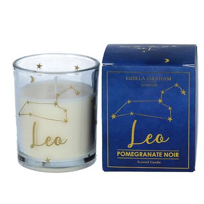 Star Sign Votive Candle - Leo