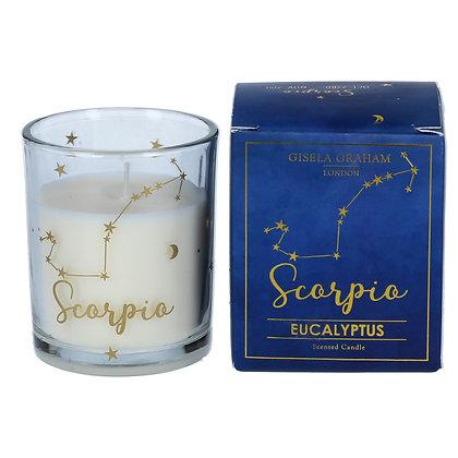 Star Sign Votive Candle - Scorpio
