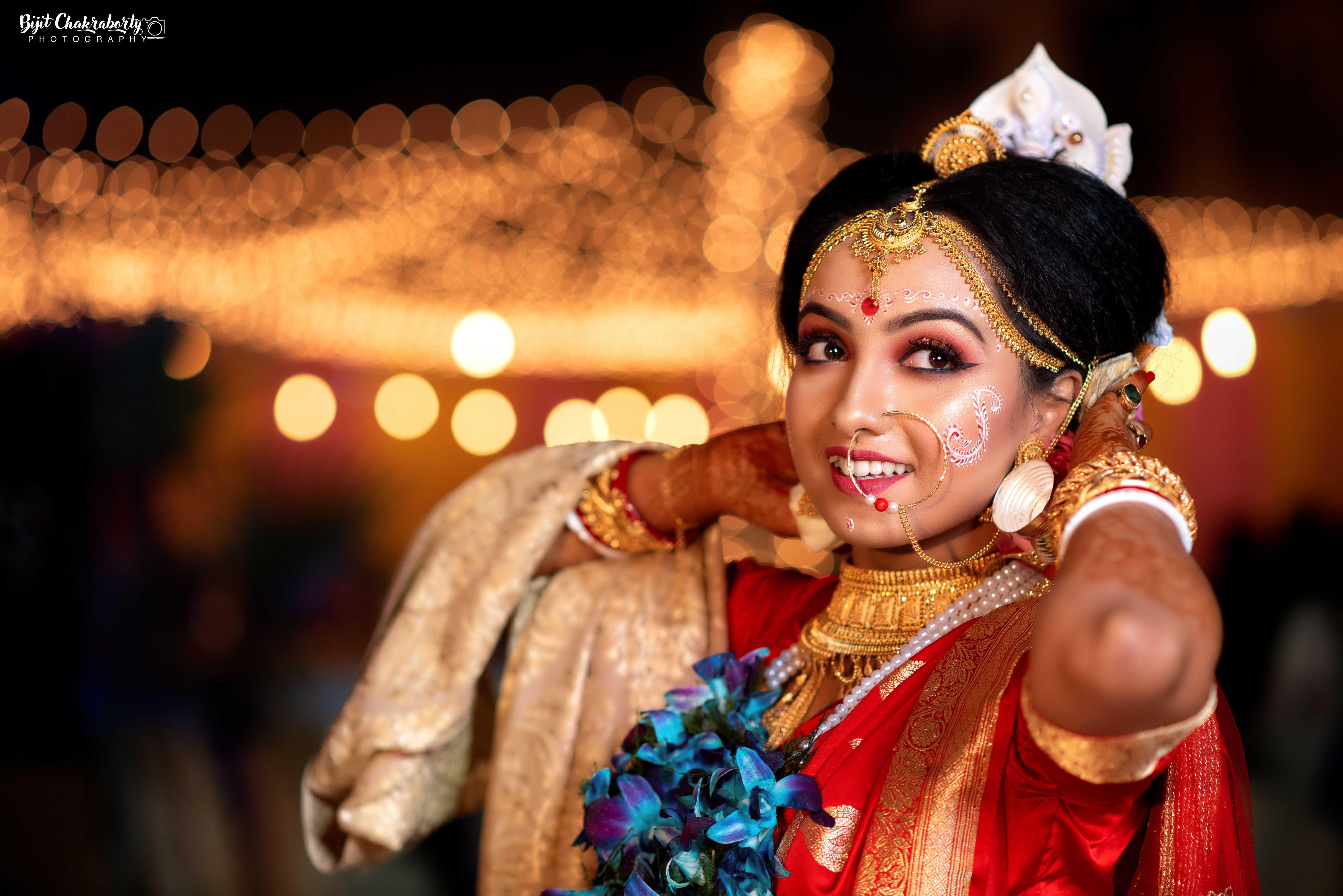 Bride Side Wedding Photography With Cine
