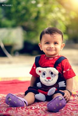 Baby Shoot By Bijit Chakraborty