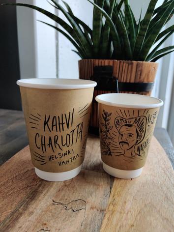 Kahvi Charlotta | Helsinki | Vantaa