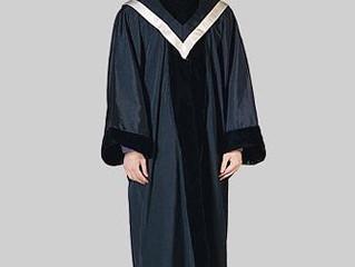 Academic Dress CUHK 香港中文大學畢業袍