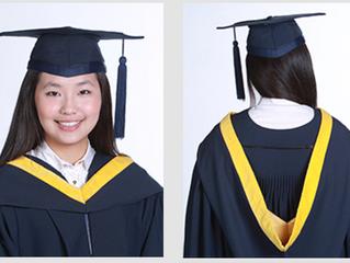 Academic Dress HKUST 香港科技大學畢業袍