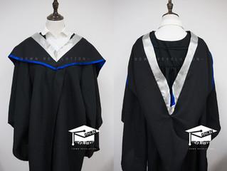 Academic Dress BU 香港浸會大學畢業袍