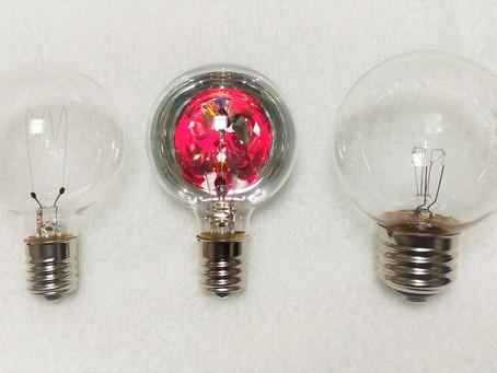 近日販売予定電球のご紹介