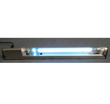 コロナ対策、殺菌灯装置開発