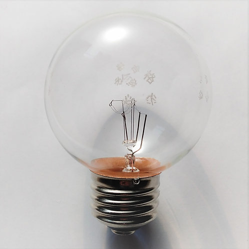 合格電球 電源ソケット(E26)付き