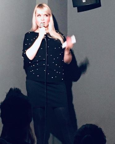 Ja & weiter - Open Stage - Nov. 2018