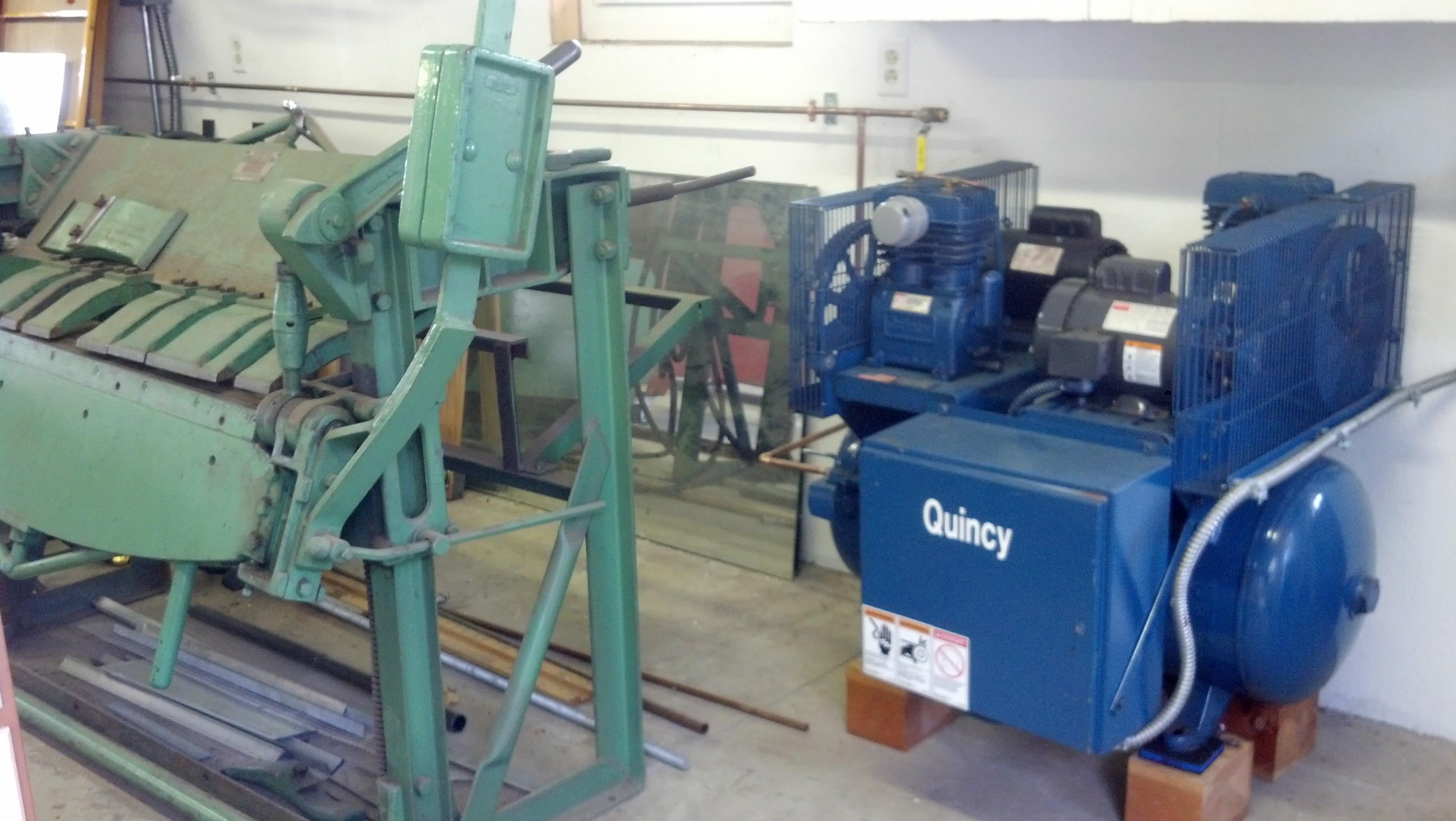 Sheet Metal Equipment