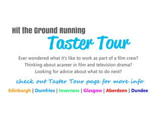 Additional Glasgow Taster Tour Session Announced