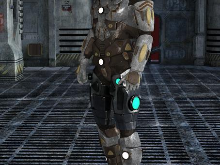 Equipment: Part 4 – Armour
