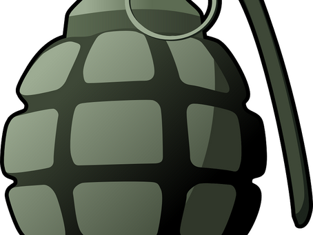 Equipment: Part 3 – Grenades