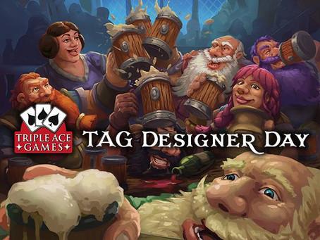 Triple Ace Games Designer Day