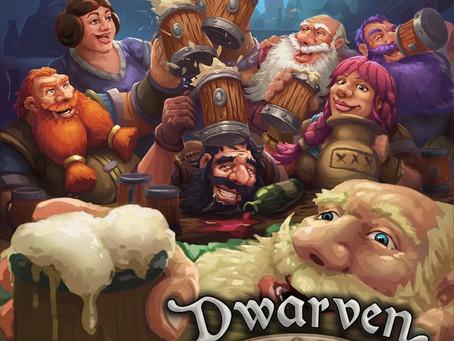 Dwarven Beerfest Kickstarter Launches!