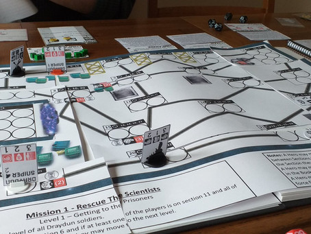 The First Play Test