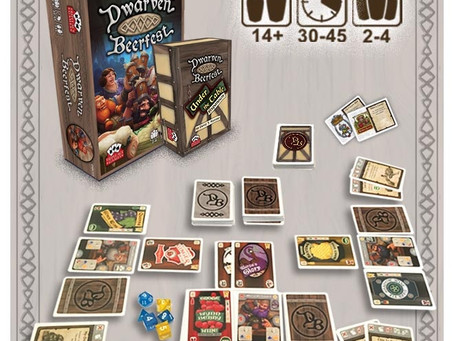 Final hours of Dwarven Beerfest Kickstarter