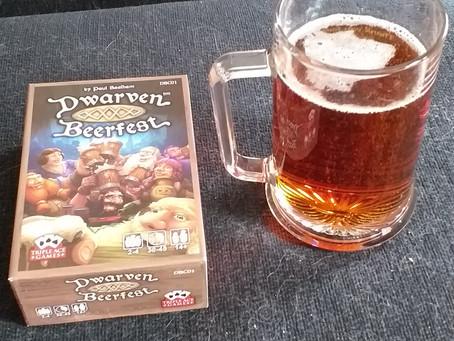 Dwarven Beerfest Released at UK Games Expo