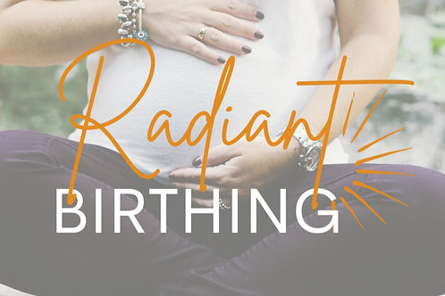 Gift a Radiant Birthing Class