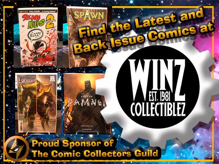 Guild Sponsors | The Comic Collectors Guild