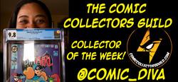 @comic_diva C.O.T.W 6-33 thru 6-7-19