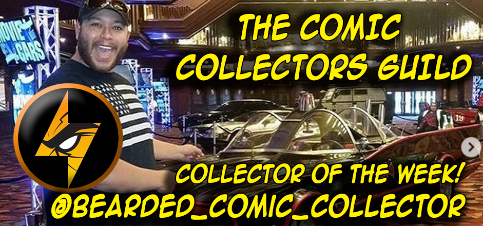 Guild C O T W | The Comic Collectors Guild