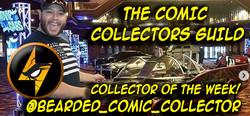 @bearded_comic_collector C.O.T.W 5-13 thru 5-17-19
