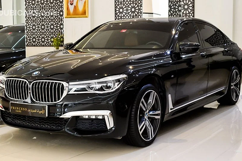 BMW 750 Li M XDrive
