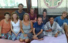 Group at Caya Shobo