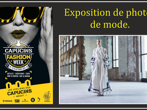 Exposition des photos de la collection FUSION