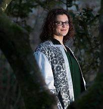 Portrait Nolwenn Faligot - Fashion Designer - womenswear designer - Breton designer - styliste bretonne