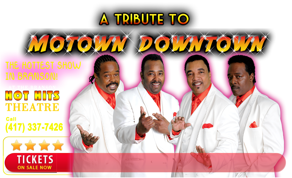 shows in Branson Motown