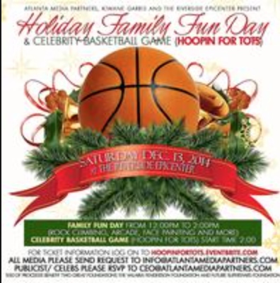 2014 Hoopin For Tots