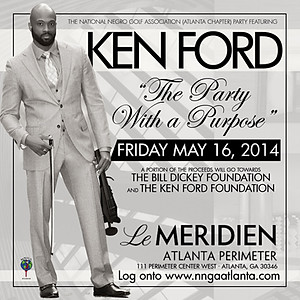 National Negro Golf Association's Party with a Purpose